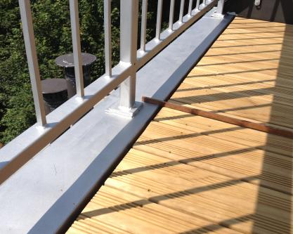 Balkon & Terassensanierung
